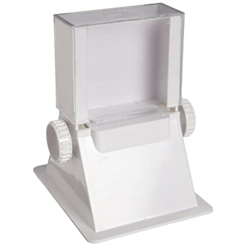 Karter Scientific 212G3 Microscope Slide Dispenser, For 3x1 Slides, ABS, Holds 72 Slide