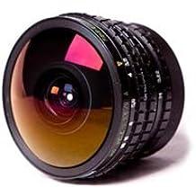 Peleng 8mm F3.5- objetivo ojo de pez para Canon