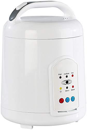 Monsterzeug Heimsauna Dampfbad, tragbare Sauna, Mobile Heim Dampfsauna, Wellness Mini-Sauna zuhause, Sitzsauna, 850 Watt Dampfgenerator, Timer und Temperaturregler