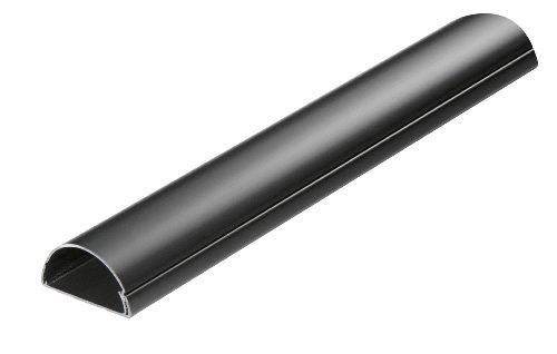 D della linea cavo canale grande profilo 50X 25mm 1m, D-50/25 B 1X1M