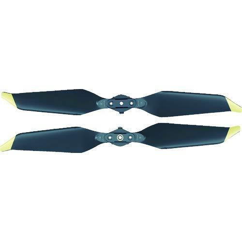 DJI DJ0111 - Golden Low Noise Propellers for Mavic Pro Platinum, Color Black