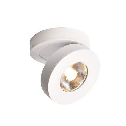 Pinjeer 7W LED COB Foco De Techo Ultrafino Foco De