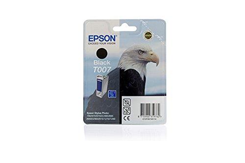 1290 Tinte (Epson Stylus Photo 1290 - Original Epson C13T00740110 / T007 / Stylus Photo 1270 Black Tinte -)