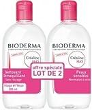 immagine prodotto Bioderma Cr?aline H2O Micelle Solution 2 x 500ml