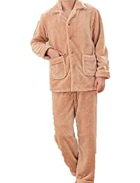 Amazon Marrone Pigiami uomo e Pantaloni pigiama it 86fqH