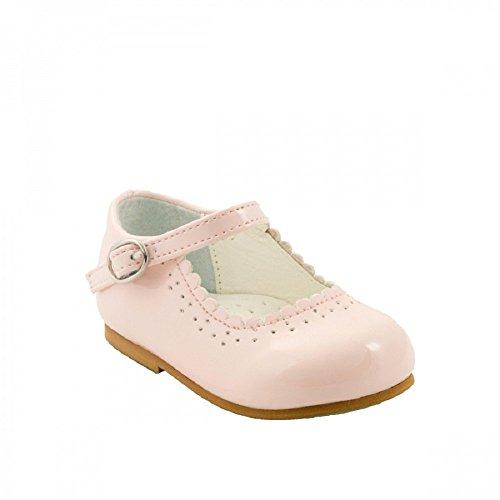 Freshbaffs, Scarpe primi passi bambine Light Pink Infant size 2