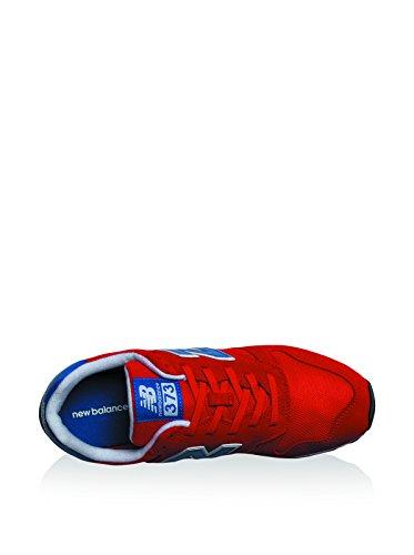 New Balance ml Wl373v1, Baskets Basses Homme rouge - bleu - gris
