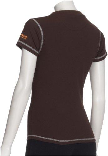 Northland professional cafe l's t-shirt pour femme Marron - moka