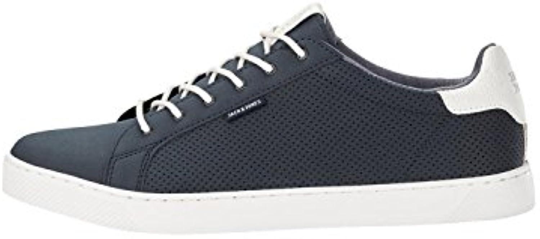 JACK  JONES Trent Herren Sneaker Blau