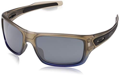 Ray-Ban Herren 0OO9263 Sonnenbrille, Grau (Navy Mist), 65