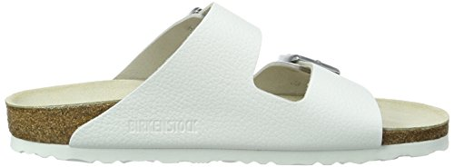 Birkenstock Arizona , Chaussures Blanc-V.2