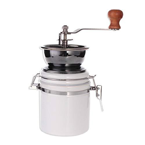 CL& Machine à café - Broyeur céramique Manuel de meuleuse de Grain de café de Main Moulin à café Manuel (Couleur : B)