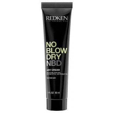 Redken No Blow Dry: Airy Cream