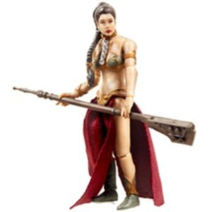 Star Wars 9,5cm Vintage Figur–Slave Leia