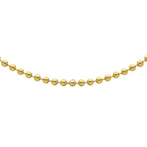 Carissima Gold - Chaîne Femme (9 cts) Or Jaune