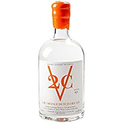 V2C Orange Dry Gin, 41,5% Vol. 0,5 ltr.