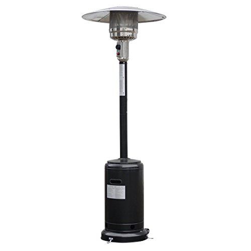 costway-1300w-gas-patio-heater-stainless-steel-outdoor-garden-fire-pit-black