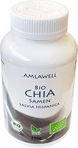 Bio Chia Samen 250g (Salvia Hispanica)