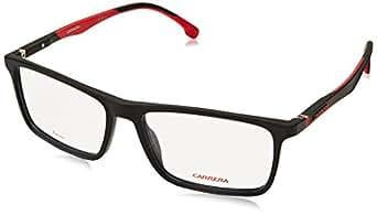 48a4663c76 ... Spectacle Frames  Carrera 8828 V Medium (Size-54) Matte Black Red 003  Unisex Eyeglasses
