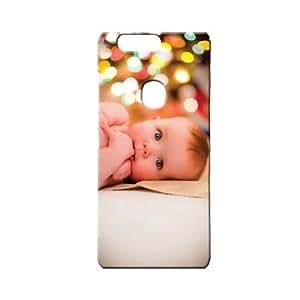 BLUEDIO Designer 3D Printed Back case cover for Huawei Honor V8 - G6963