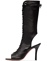 Mujer Para Botas Roma 43 Y es Amazon Zapatos WgqYX5vpx