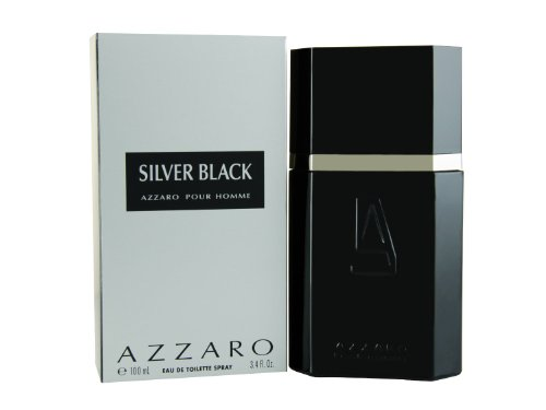 Azzaro - SILVER BLACK edt vapo 100 ml