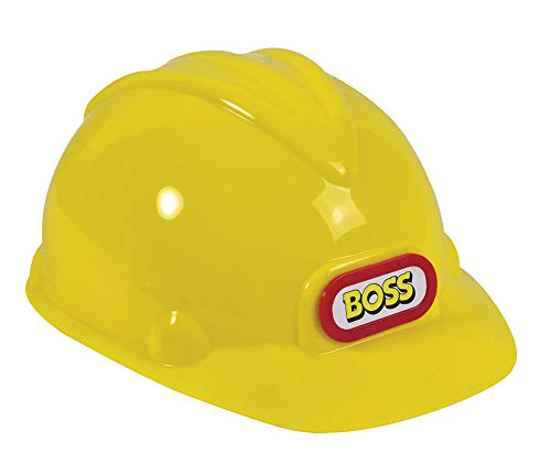 Ideen Für Arbeit Kostüm - Bristol Novelty BH321Konstruktion Helm Kinder, One Size