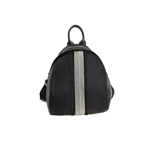 HQYSS Borse donna Genuine Leather Backpack leggero donne Messenger Shoulder Handbag , oxford cloth oxford cloth