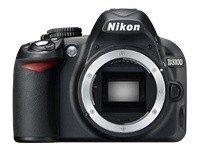 """Nikon D3100 - Cámara réflex digital de 14.2 Mp (pantalla de 3"""", vídeo 1080p Full HD) negro - sólo..."""