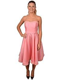 697e393188e6 ALLURE Abito Donna cod.22999 Rosa Size 42