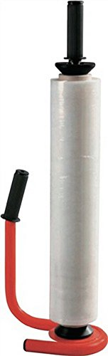 Abroller für Stretcholie B.450/500mm 1,3kg Stahlrohrausf. ergonomisch