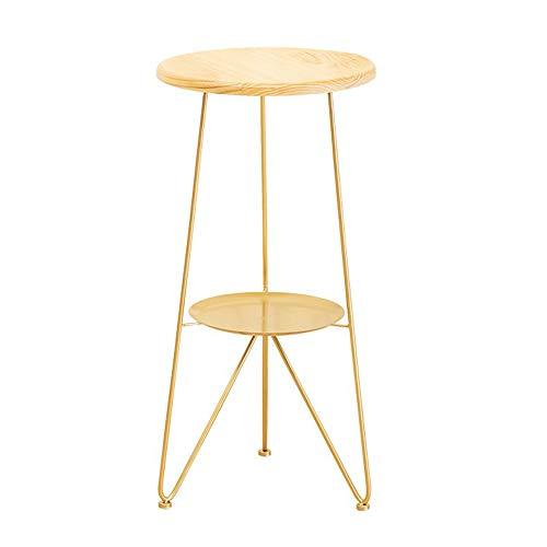 Mobilier de jardin Schlichter Möbel Lounge Table Claro Wood Blanc 90 ...