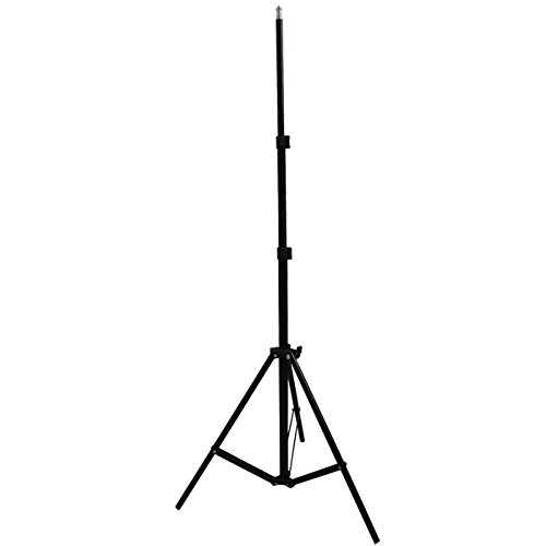 Photography 2M 7ft Light Lamp Umbrella Stand Tripod Lighting Kit for HTC Vive VR Youtube Videos Shooting Photographic Softbox Studio -
