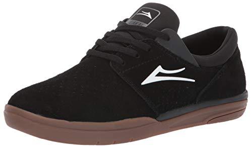 Zapatos Lakai Fremont Negro-Gum Ante (EU 45 / US 11