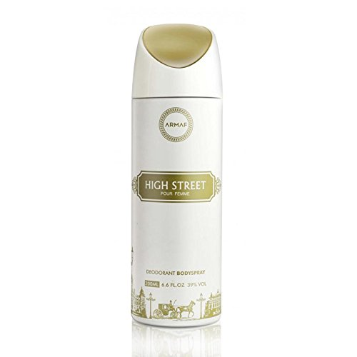 Armaf-HIGH-STREET-Deodorant-Bodyspray-for-Woman--200-ML-Imported