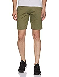 Amazon Brand - Symbol Men's Cotton Shorts