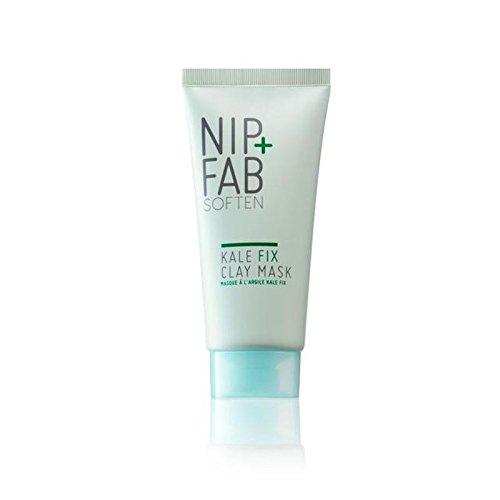 Nip + Kale Fab Masque D'Argile Fixe 50Ml