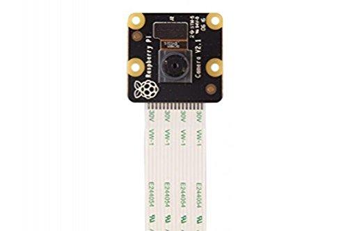Raspberry Pi Kamera Modul NoIR V2 ohne IR Filter: tages- und nachtsichttaugliches Kamera Modul für alle Raspberry Pi Modelle Kamera-modul