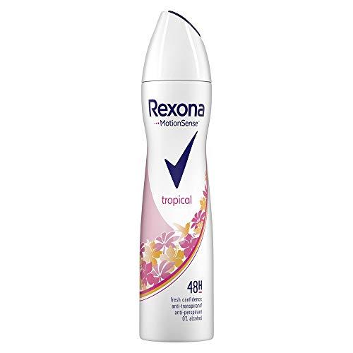 Rexona Desodorante Antitranspirante Tropical - 200