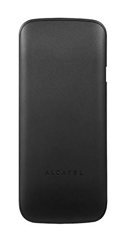 Alcatel 1010x One Touch Handy (3,7 cm (1,5 Zoll) Display, 4MB RAM, Dual-Band GSM, Micro-USB) schwarz