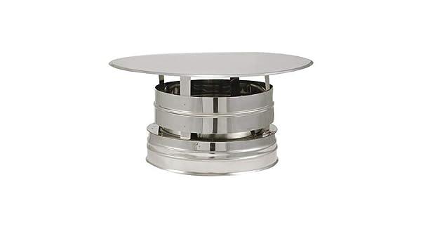 nouvelle saison matériaux de qualité supérieure classique chic Isotip Joncoux - Chapeau aspirateur Double paroi - 153 mm ...