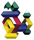 Instant Blox - This Educational Puzzle Can Make Up To 5000 shapes - Hours Of Fun For The Young And No So Young