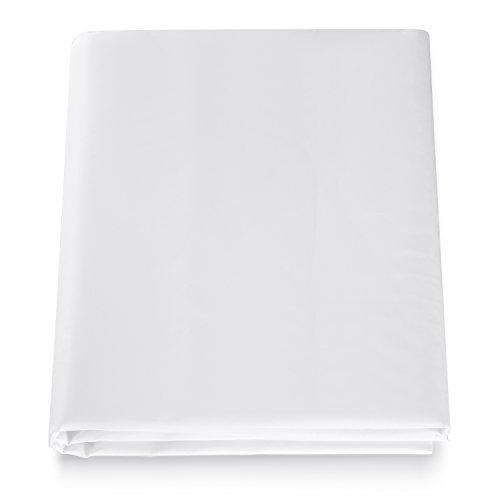 Neewer® 1 Yard x 60 Zoll / 0.9M x 1,5 M Nylon Seide weiß Nahtlose Diffusion Gewebe Diffusor-Stoff für Fotografie-Softbox, Lichtzelt und Beleuchtung Licht-Modifizierer -
