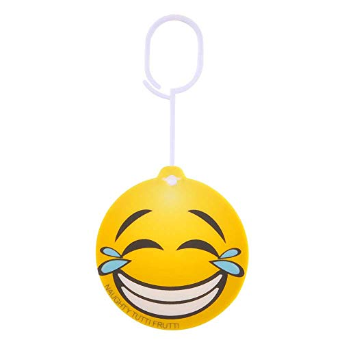 TOPPEN SWEDEN Car Air Freshener Emoticon Naughty Tutti Frutt