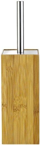 Ridder WC-Bürste mit Bürstenhalter aus Bambus