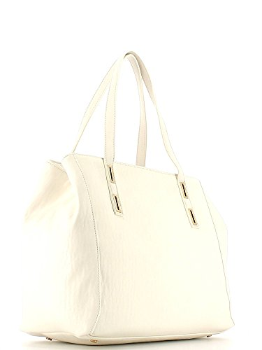 LIU-JO Tote bag / Borsa shopping Pelle sintetica Donna White