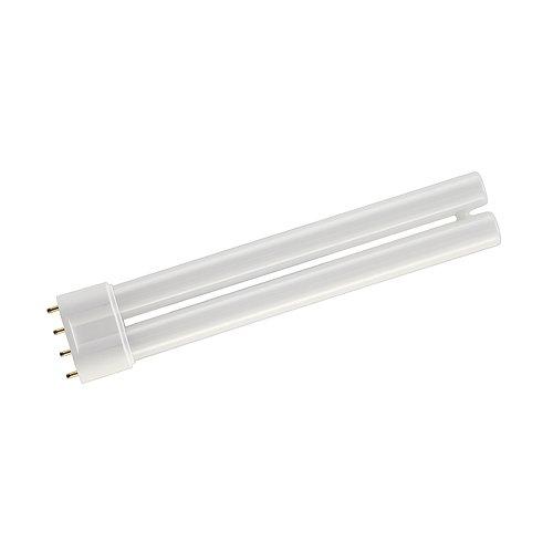 Lampada fluorescente compatta Philips TC-L 18W, 2700K,