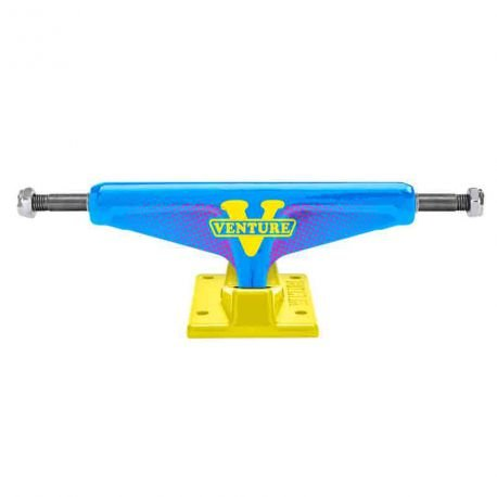 Venture Truck Skateboard 5.25low/139 mm Pro Get Rad Blue, blau -