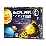 Experiment kit Glow in the Dark Solar System by HCM Kinzel GmbH