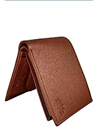 Woodland Tan Men's Wallet